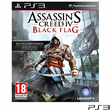 Jogo Assassin's Creed IV: Black Flag para PS3