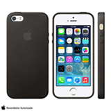 Capa Apple para iPhone 5s e SE Preto MF045BZ/A